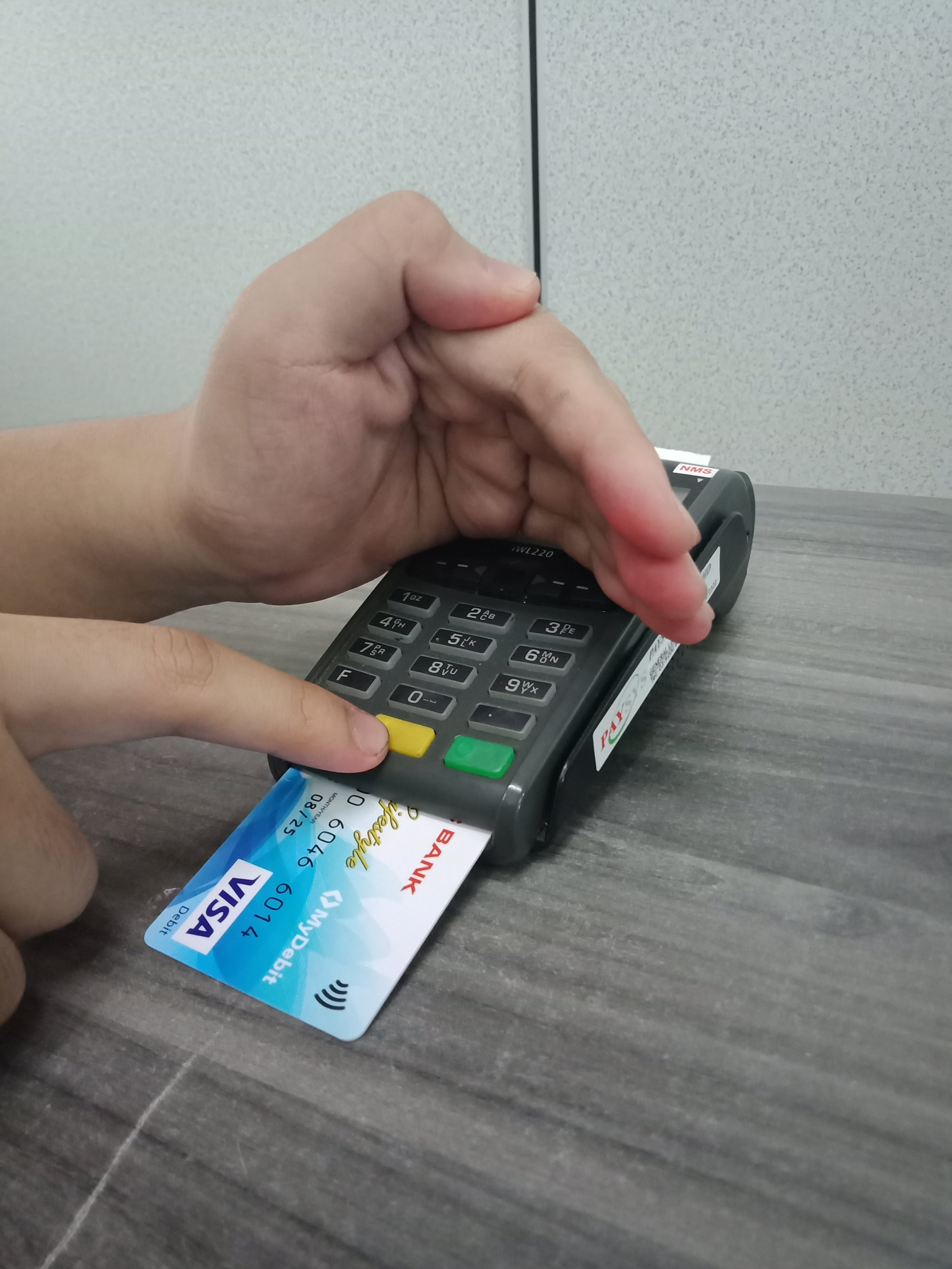 Public Bank Debit Card